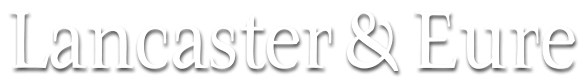 Lancaster & Eure Logo